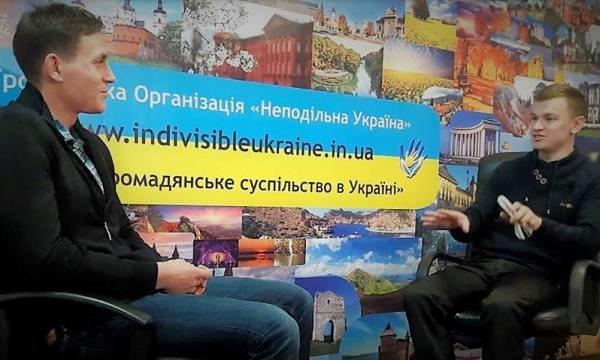 Інтерв'ю з Олексієм Новіковим (відео)