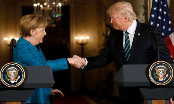 Трамп и Меркель: останется ли Европа союзником США