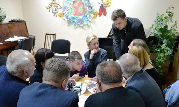 ІІІ ФОРУМ ЗМІН Дмитра Костюка, смт. Пулини