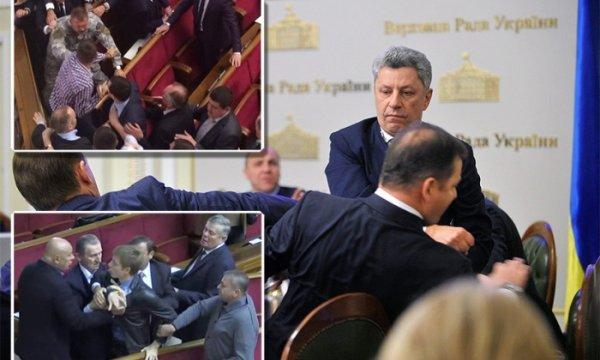 Топ політичних подій 2016 в Україні