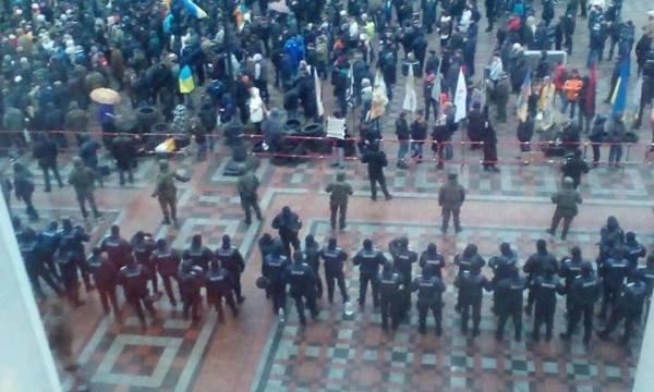 Звільнення та звинувачення Саакашвілі: хронологія подій (відео)